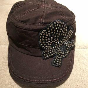 Military Style Cap 🧢